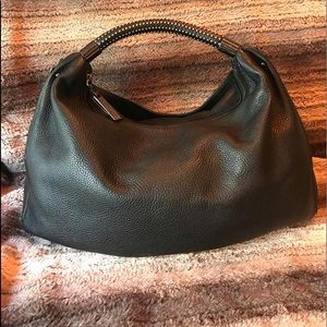 Kenneth Cole no slouch hobo bag